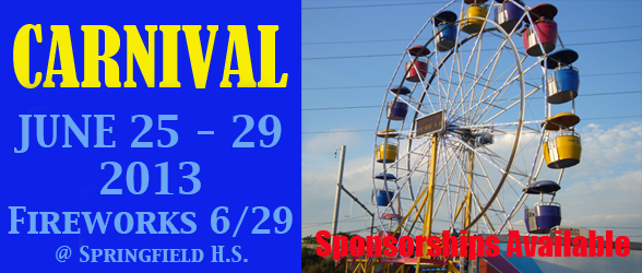 2013 Rotary Carnival Set for June 25-29