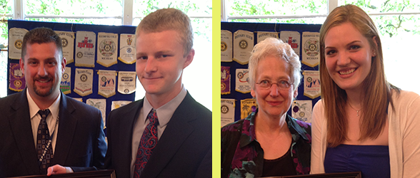 Valedictorians from Area Schools Honored for 2013