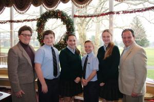 St. Gen's Christmas Helpers