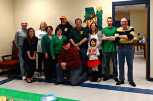 Rotarians St. Patty's Day 2015 2