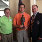 2015 Gisbourne Memorial Golf Awards Presented by Springfield Rotary