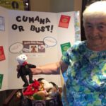 Smiles for Cumana Speaks at Recent Meeting