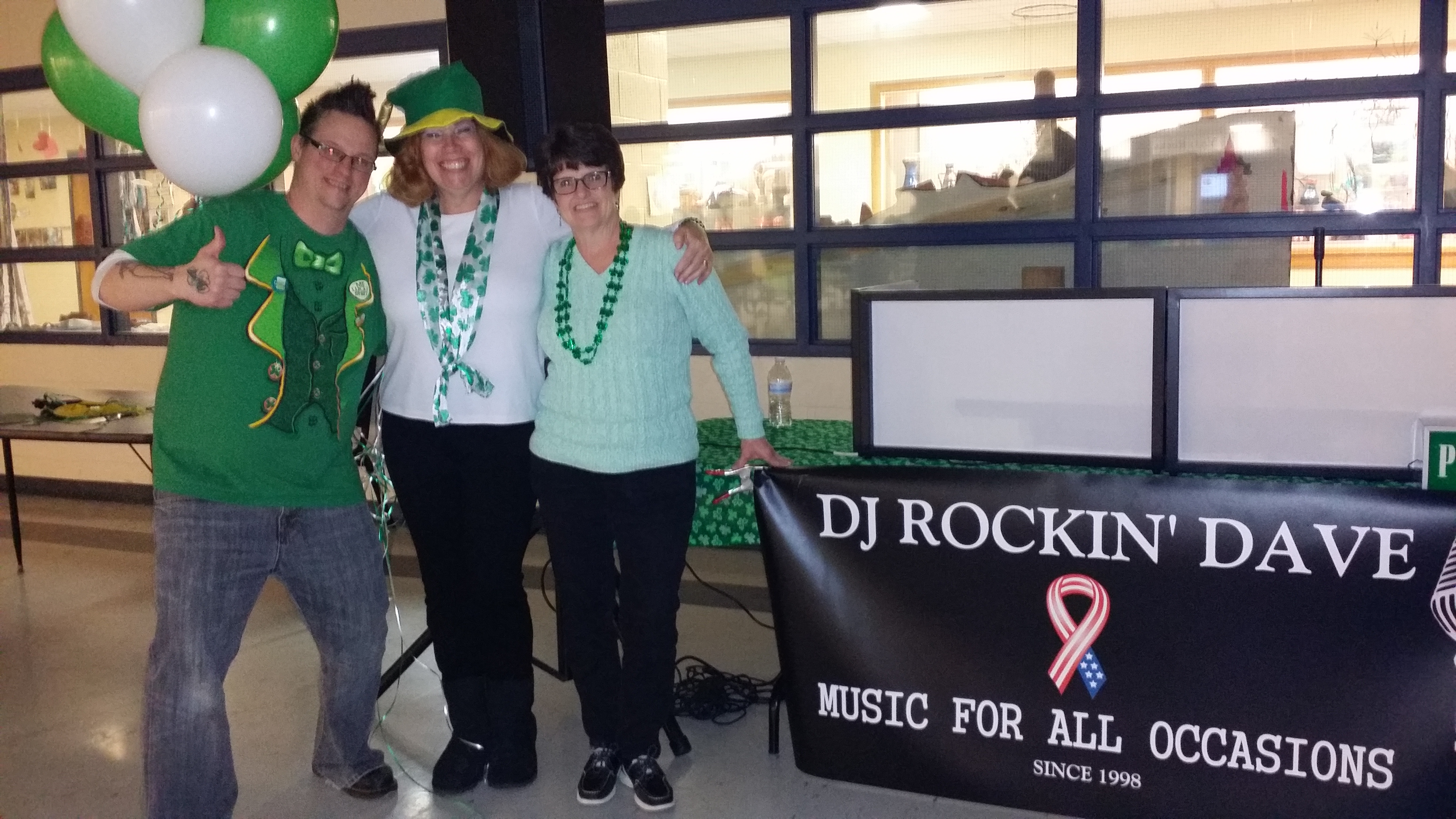Rotarians hosts its annual Special Olympics St  Patrick's