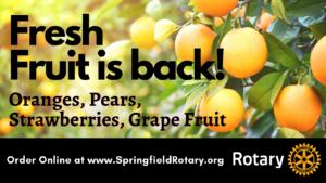 Fruit Sale 2021